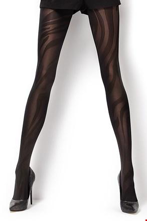 Vzorované pančuchové nohavice Sofia 50 DEN
