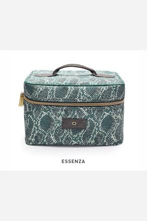 Kozmetický kufrík Essenza Home Tracy Solan zelený