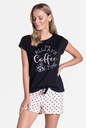 Dámske pyžamo Coffee Time