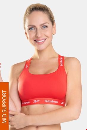 Reebok Dollie sportmelltartó, piros