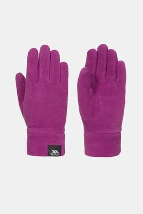 Detské prstové rukavice Lala II fialové
