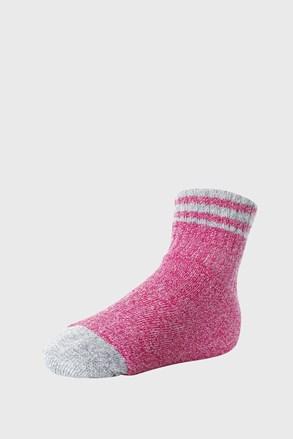 Detské ponožky Vic ružové
