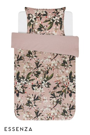 Obliečky Essenza Home Dusty Rose
