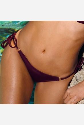 Verona bordó bikinialsó