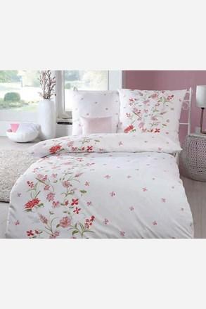 Krepové obliečky Viola ružové