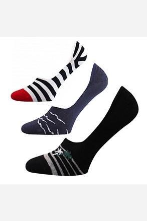 3 pack dámskych ponožiek Vorty