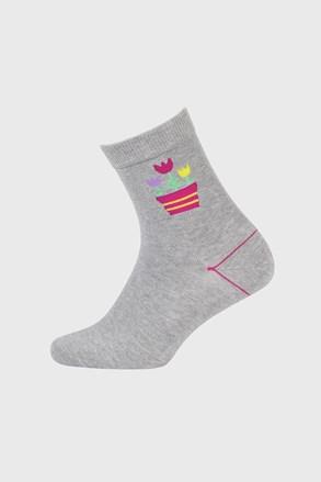 Detské ponožky Flowers