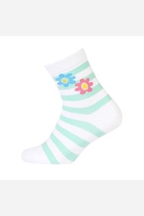 Detské ponožky Pruhy