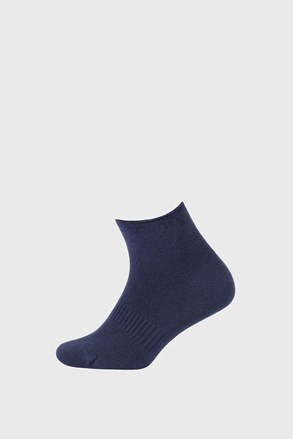 Detské členkové bambusové ponožky