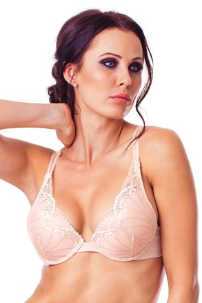 Podprsenka Triangle Wonderbra Double Push-Up