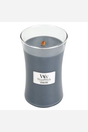 WoodWick sviečka veľká Evening Onyx