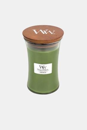 WoodWick Evergreen gyertya, nagy