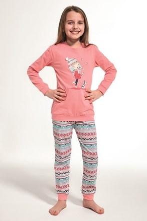 Dievčenské pyžamo Walk