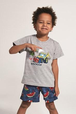 Chlapčenské pyžamo Watermelone