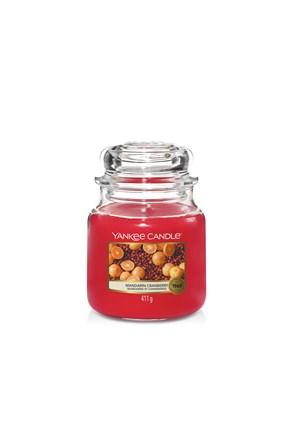 Sviečka Yankee Candle Mandarin Cranberry stredná
