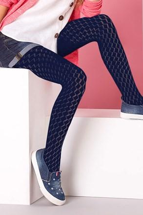 Dievčenské pančuchové nohavice Ziggy