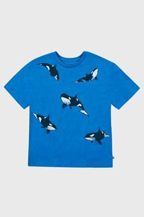 Chlapčenské tričko Whales
