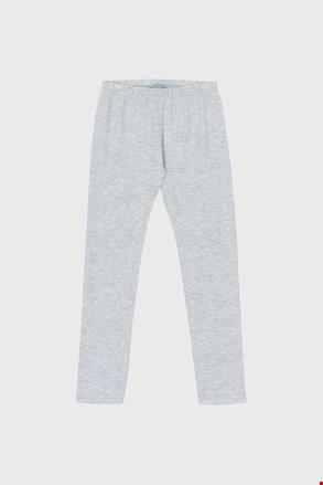 Cotton lányka leggings, szürke