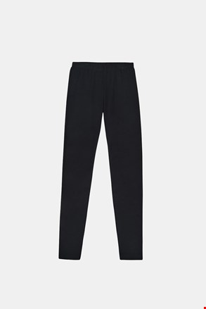 Cotton lányka leggings, fekete