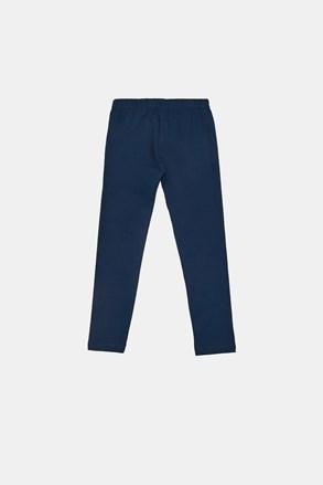Cotton lányka leggings, kék