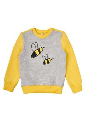 Detská mikina Včielky