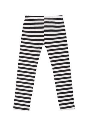 Dievčenské legíny Zebra
