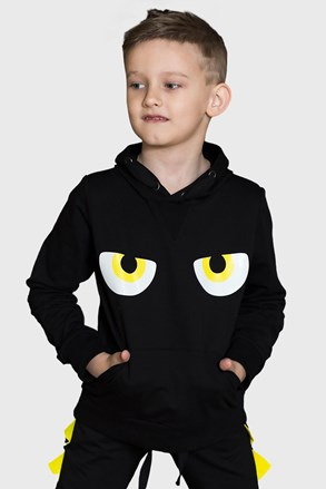 Chlapčenská svietiaca mikina Monster