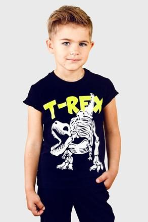 T Rex fiú póló