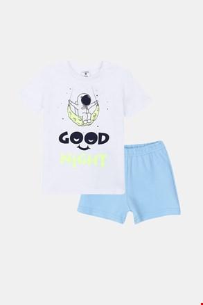 Chlapčenské svietiace pyžamo Good night