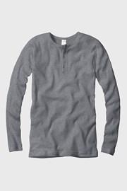Pánske tričko CECEBA rebrované dlhé rukávy