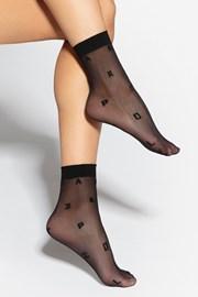 Pančuchové ponožky Letters 20 DEN