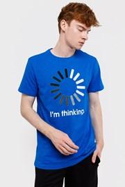 Pánske tričko MF Blue