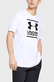 Biele tričko Under Armour Foundation