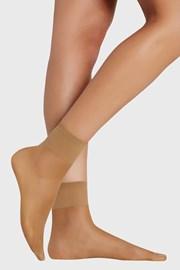 2 PACK dámskych pančuchových ponožiek 20 DEN II