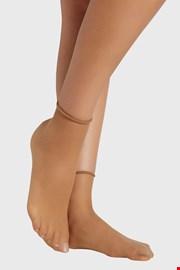 2 PACK dámskych pančuchových ponožiek 10 DEN II