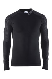 Pánske tričko CRAFT Warm Intensity Black