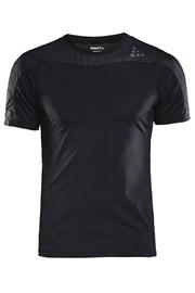 Tričko CRAFT Run Shade čierne