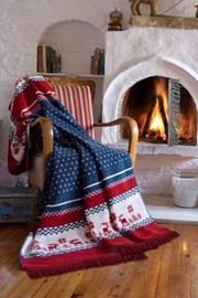 Vianočná deka Warm