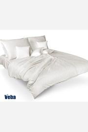 Obliečky VEBA Tencel vetvičky biele