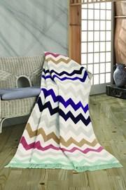 Luxusná bavlnená deka Funny