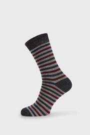 Prúžkované ponožky Fantasy Winter