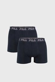 2 pack tmavomodrých boxeriek var.II FILA