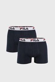 2 pack tmavomodrých boxeriek var.l FILA