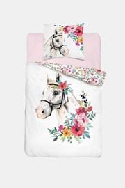 Horse ágyneműhuzat, kislányok részére