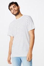 Pruhované tričko Jael