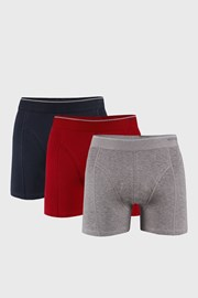 3 PACK boxeriek Tender cotton