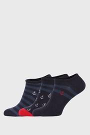 3 PACK nízkych ponožiek Anchor