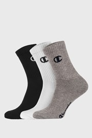 3 PACK športových basic ponožiek Champion
