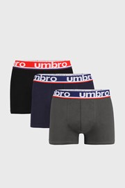 3 PACK boxeriek Umbro Bio Organic
