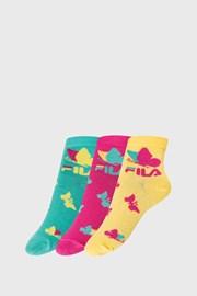 3 PACK dievčenských ponožiek FILA Waikiki